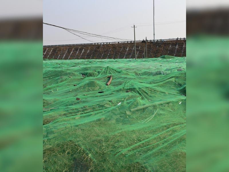 防尘网对于环境保护的意义