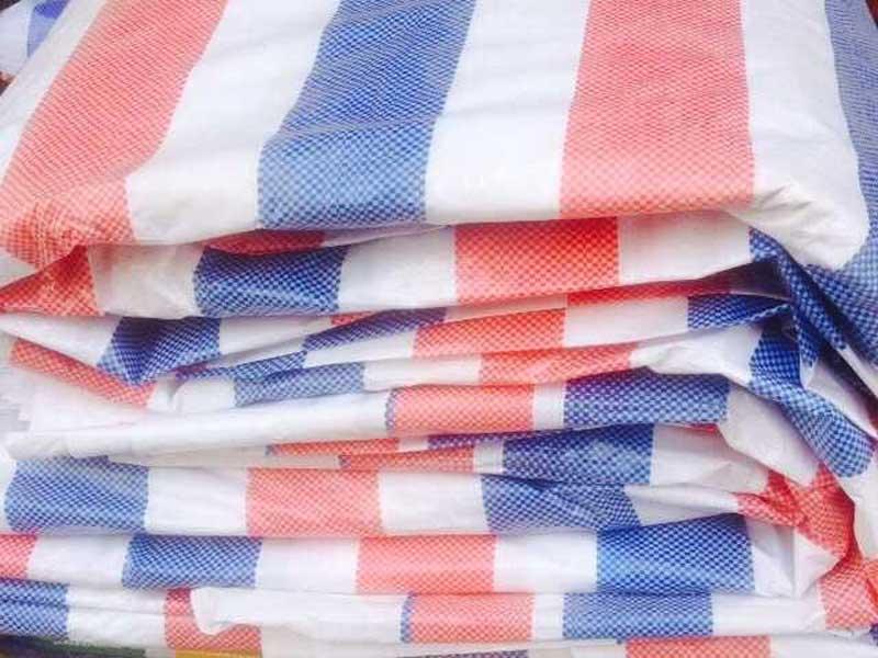 聚乙烯彩条布